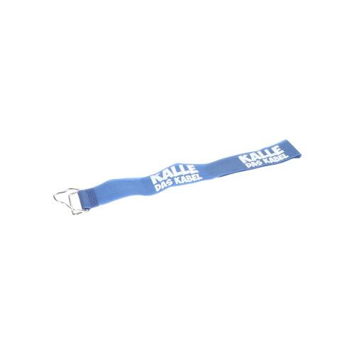 Klett Kabelbinder blau Größe L 435 x 38mm
