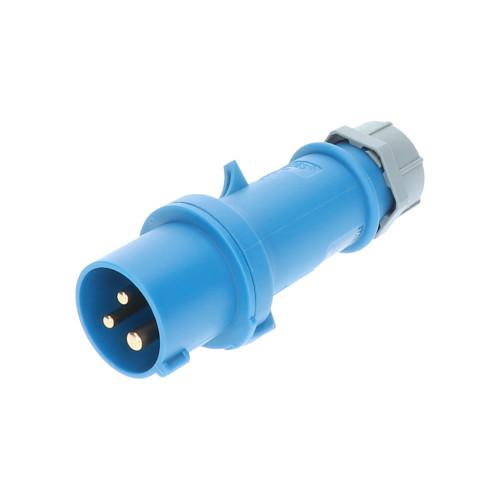 CEE Stecker blau 230V 16A Mennekes ProTop
