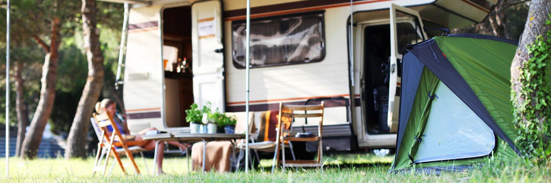 Camping und Outdoor